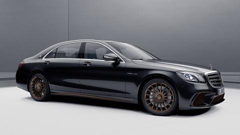 Mercedes-AMG sa lúči s motormi V12 so špeciálnou edíciou S65.