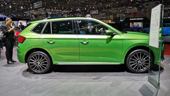 Ženeva 2019: Škoda Kamiq bola oficiálne predstavená. Ako vyzerá naživo? (Video)