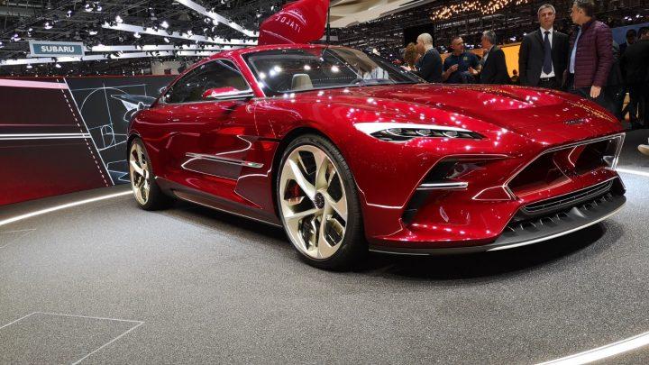 Ženeva 2019: Italdesign predstavil koncept DaVinci. Aký pohon dostane?