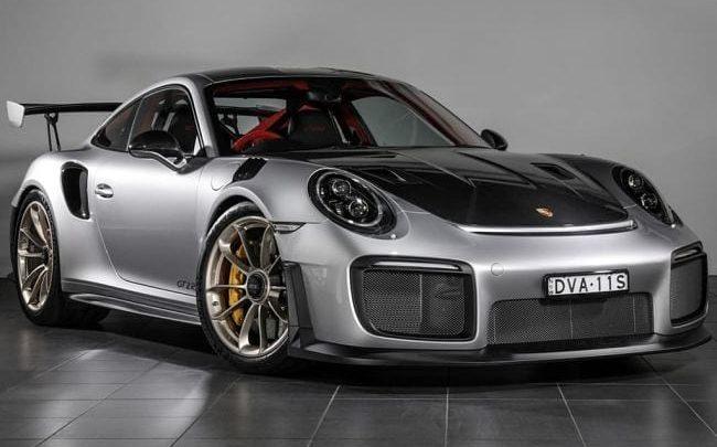 Porsche a Michelin vytvorili nový rekord.