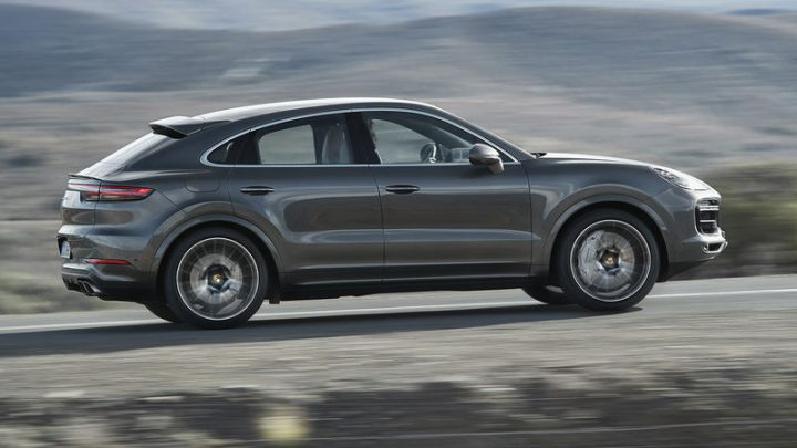 Porsche oficiálne predstavilo Cayenne Coupe.
