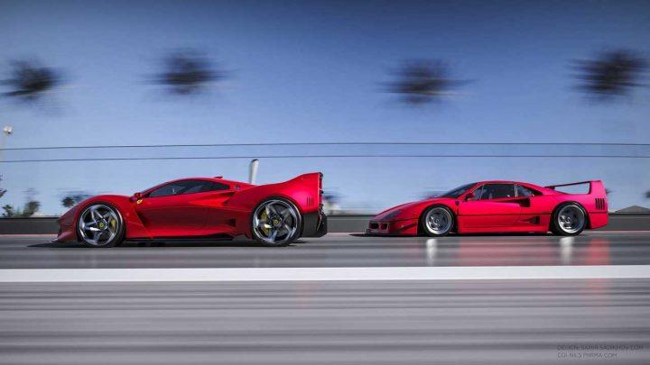 Modlite sa bratia. Ferrari chce oživiť F40 a ďalšie ikonické modely.