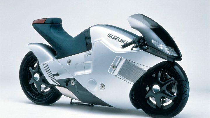 Motorky Suzuki budú mať v budúcnosti pravdepobne inak uložený motor. Svedčí o tom patentový snímok.