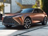 Lexus Electric SUV