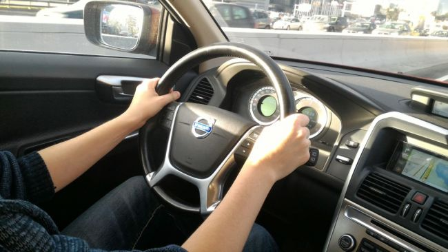 Vibrácie vo volante