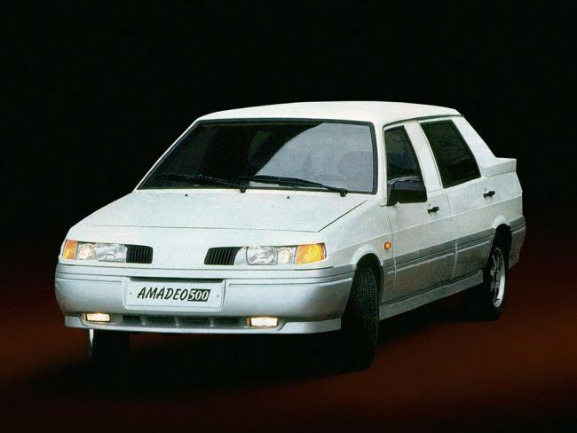 Lada chcela v polovici 90. rokov postaviť luxusnú limuzínu. Mohla byť aj pancierová.