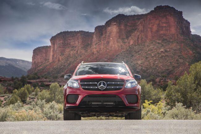 Nový Mercedes-Benz GLS bude predstavený už tento mesiac.