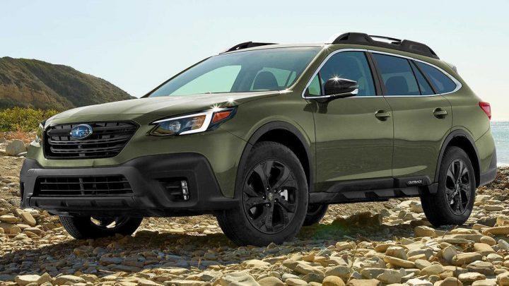 Subaru predstavilo nový Outback. Dostane preplňovaný motor a veľký displej v štýle Tesla model S.