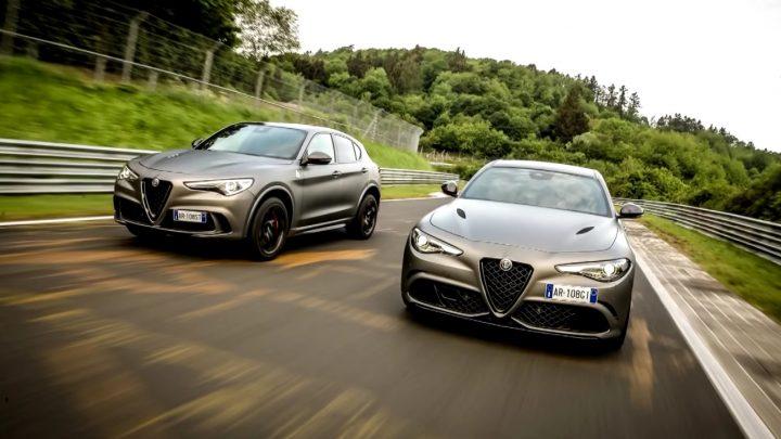 Alfa Romeo priniesla na autosalón v New Yorku dva špeciálne modely.
