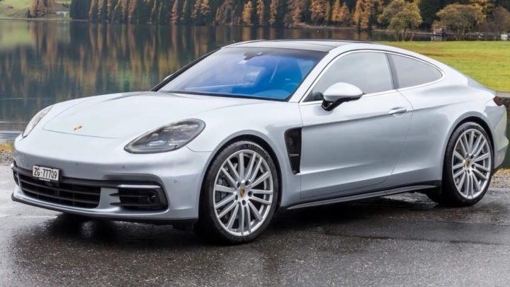 Porsche možno predstaví Panameru Coupe a Cabrio. Stať by sa tak malo v roku 2020.