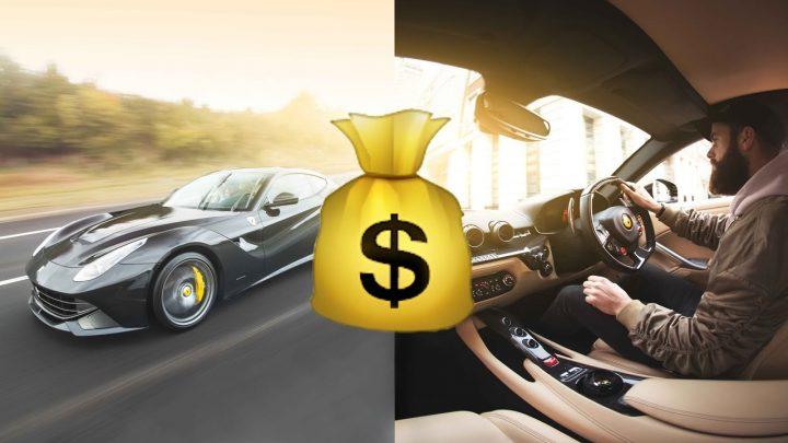 Aký je cenový rozdiel medzi Ferrari v základe a Ferrari v plnej výbave?