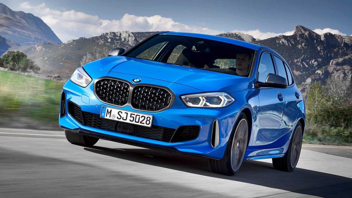 Počúvni si zvuk nového BMW M135i, ktorého cena v Nemecku začína na 48 900€.
