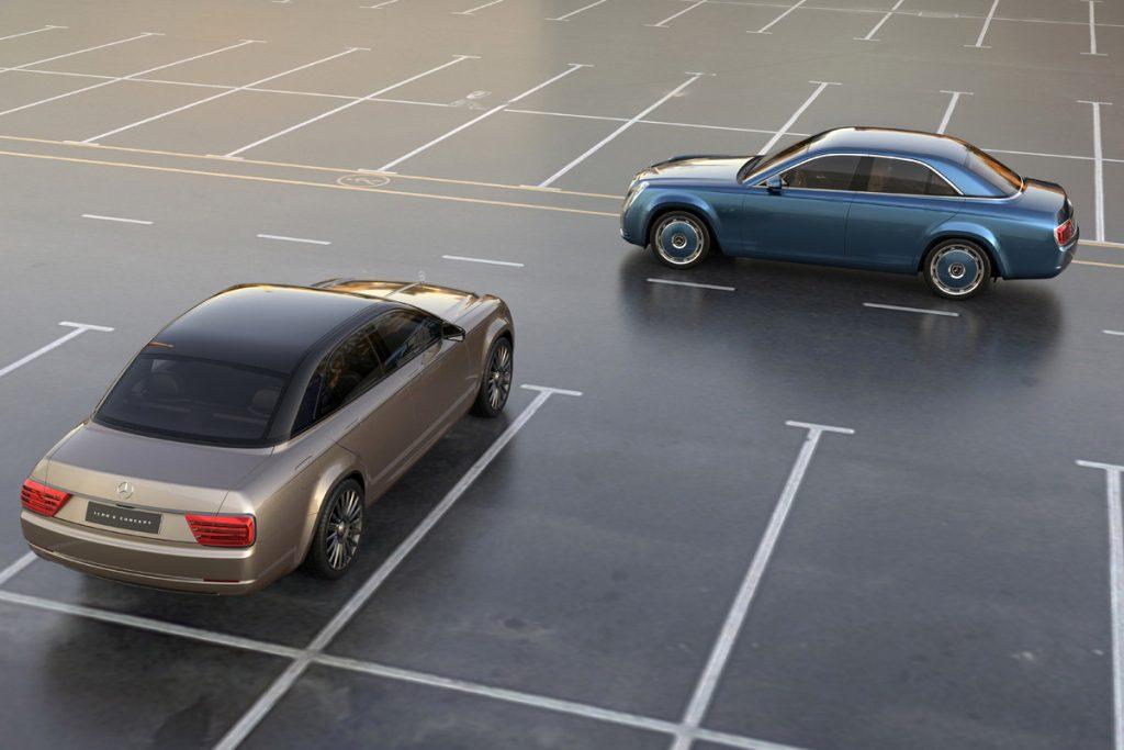 Mercedes Icon E