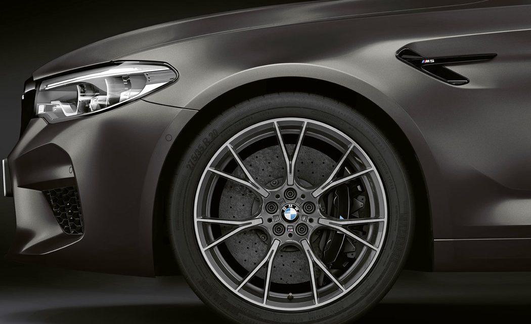 BMW predstavilo špeciálnu edíciu M5 Edition 35 Years.