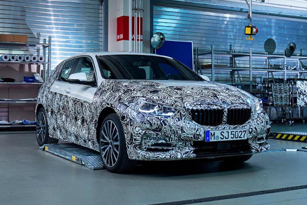 BMW 1-series 2019