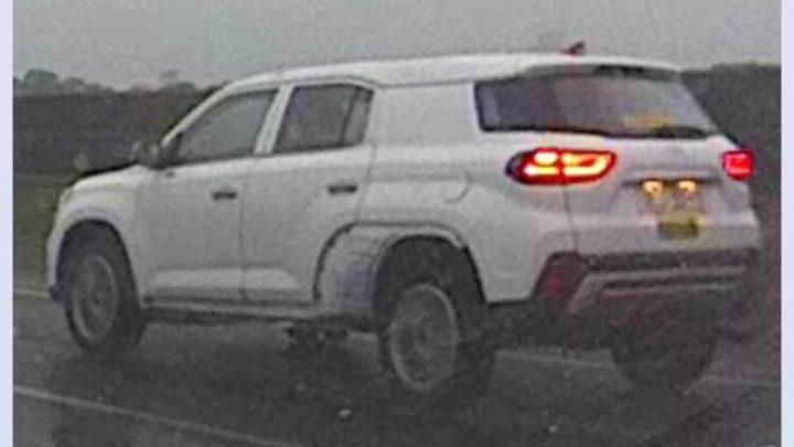 V Kórei bol nafotený tajomný Hyundai. Jedná sa o nový sedemmiestny Tucson?