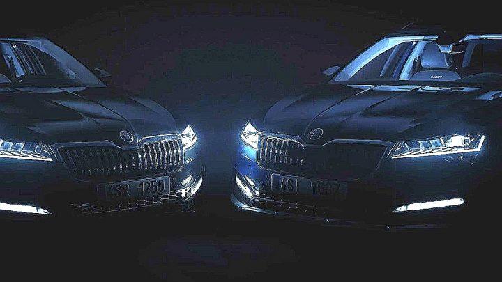 LIVE: Sleduj naživo predstavenie faceliftu Škoda Superb už o hodinu.