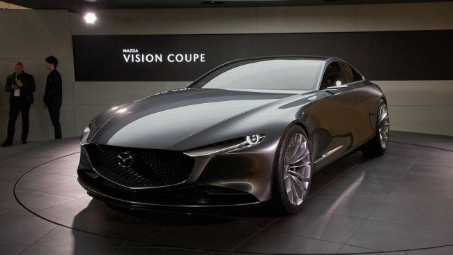 Nové vozidlá Mazda bude pravdepodobne poháňať šesťvalec Skyactiv-X.