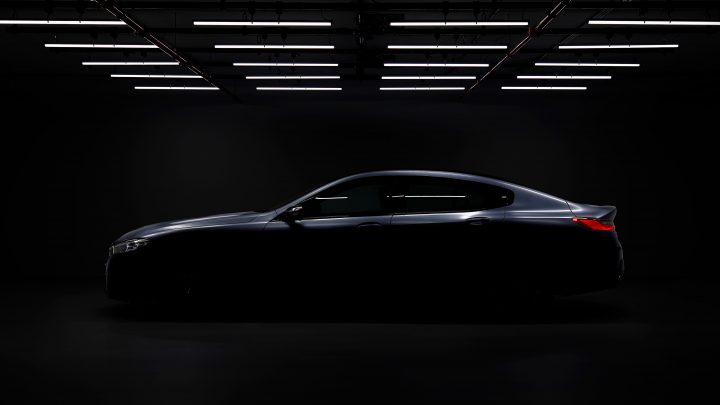 Poznáme presný dátum predstavenia BMW radu 8 Gran Coupe.