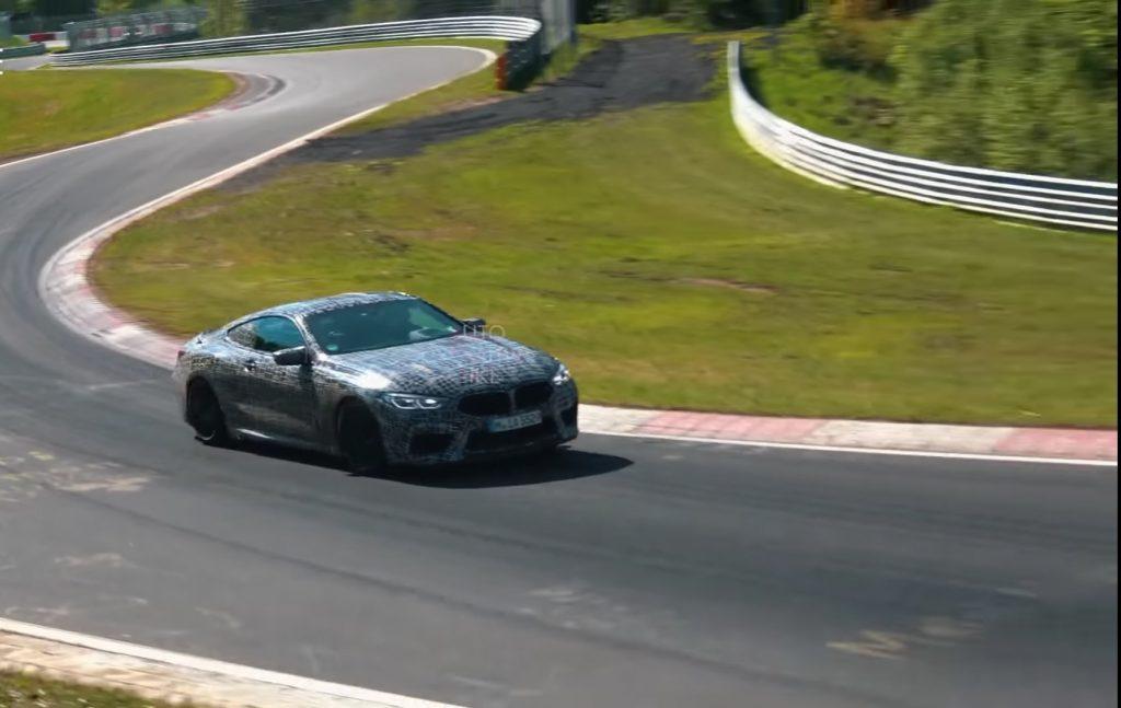 BMW M8 Sound