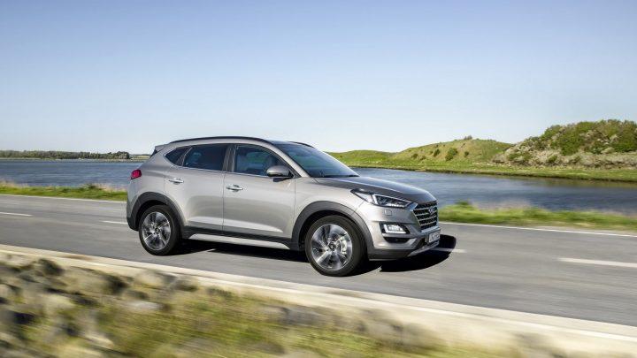 Hyundai Tucson dostane 1,6 CRDi s mild hybridným pohonom a 48V okruhom.
