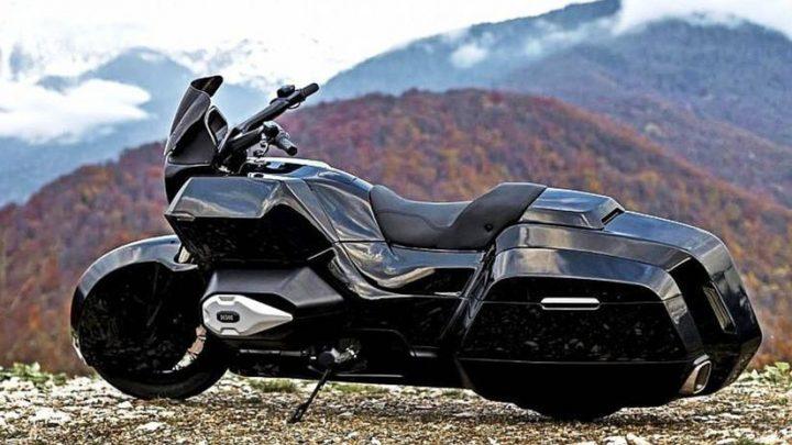 Ruská motorka z projektu Kortež začala sériu testovaní. Na trh by sa mala dostať až v budúcom roku.