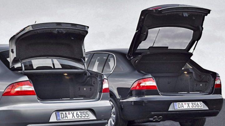 Čo je lepšie? Sedan alebo liftback? Pozrime sa na výhody a nevýhody.