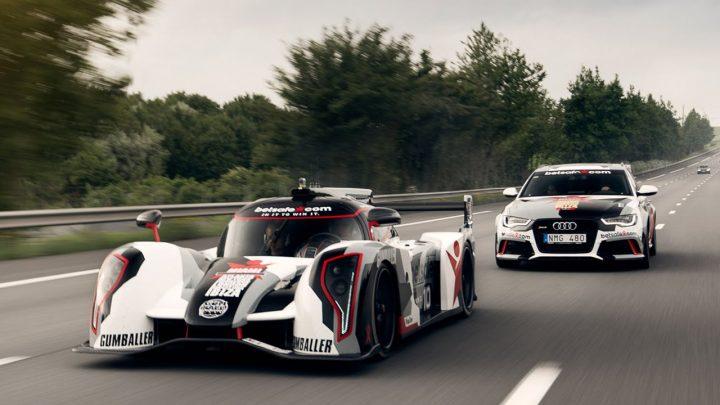 V Nemecku bolo zadržaných 120 športových vozidiel od pouličných pretekárov.
