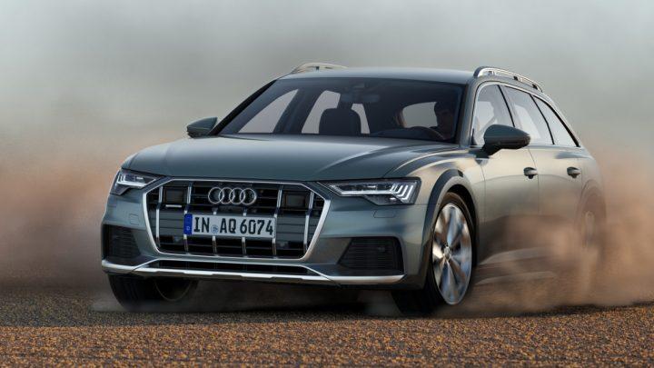 Audi predstavilo jubilejnú a zároveň novú generáciu A6 Allroad