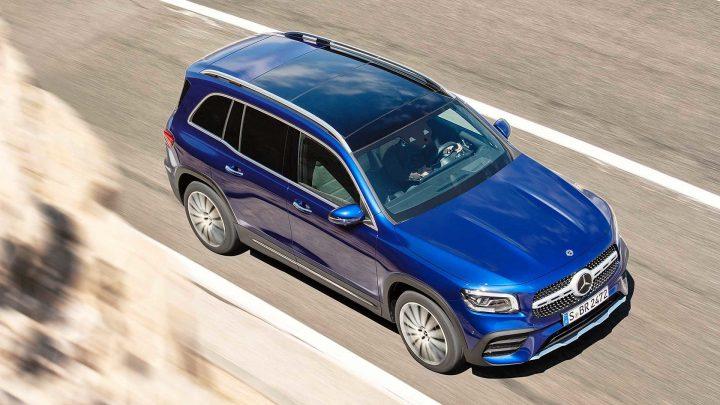 Mercedes predstavil nové sedemmiestne SUV GLB. Čo ponúkne?