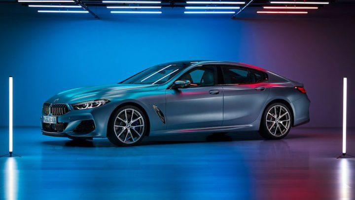 BMW radu 8 Gran Coupe odhalil únik fotiek. Vyzerá naozaj pekne.