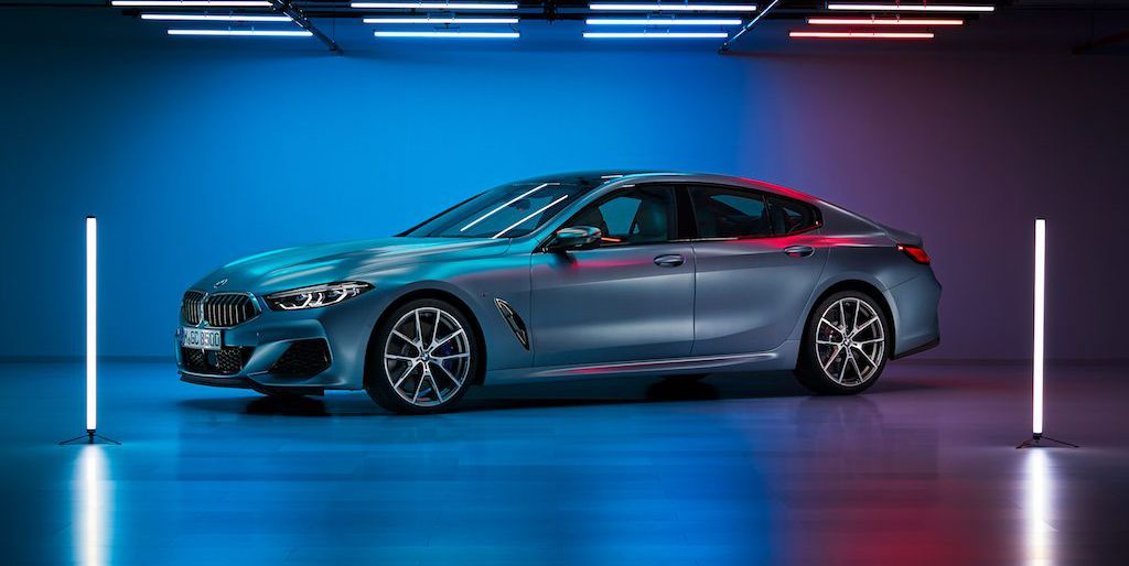 BMW M850i Grand Coupe