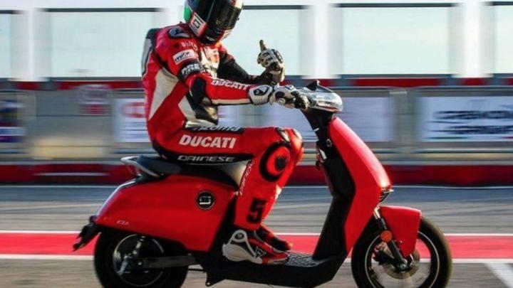 Ducati začne predávať elektrický skúter, ktorý sa stane najpomalším Ducati všetkých čias.