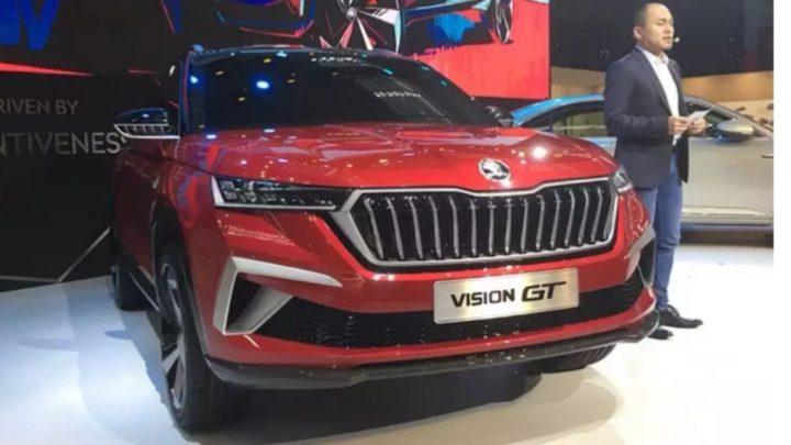 Live: Škoda predstavila koncept Vision GT. Takto bude vyzerať nový Kamiq GT.