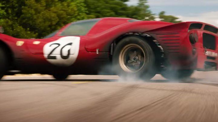 Do kín mieri zaujímavý motoristický film Ford vs Ferrari.