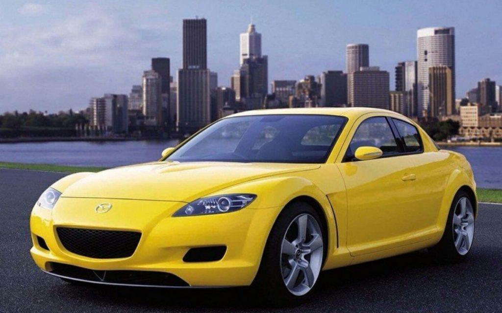 Mazda Wankel 2020