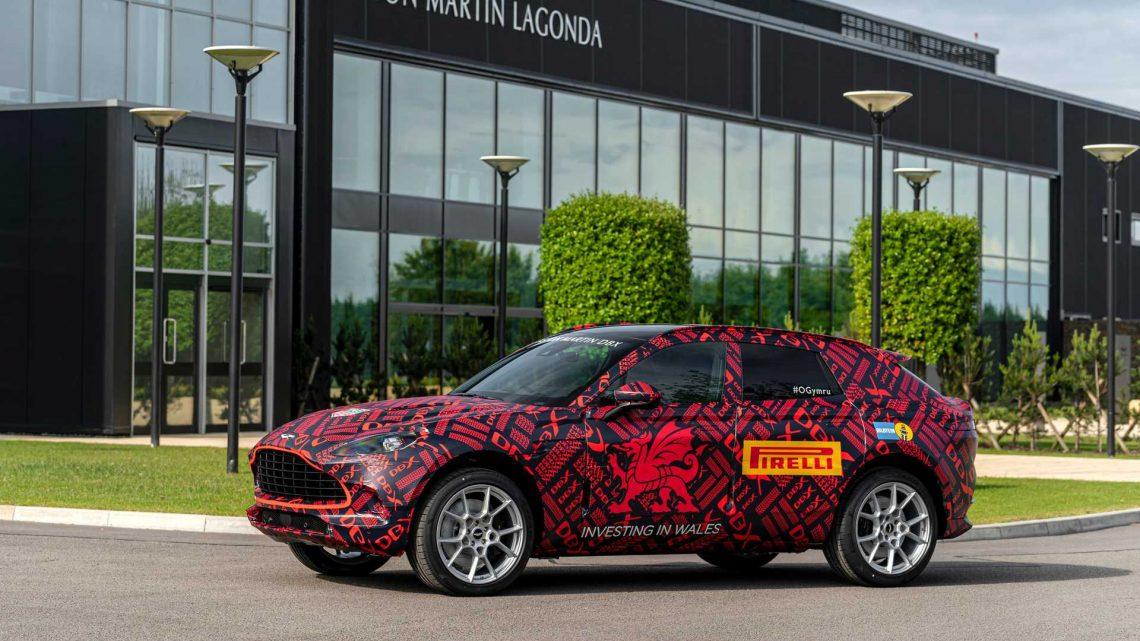 Aston Martin tvrdí, že nové SUV DBX vyvíja aj kvôli ženám.