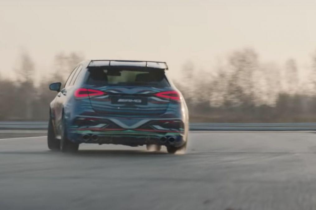 Mercedes-AMG A45 2019