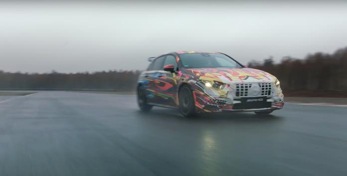 Mercedes-AMG A45 dostane nový motor s výkonom až 421 koní.