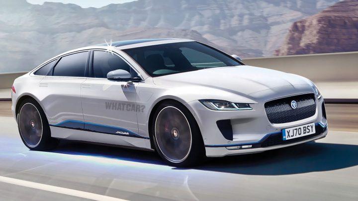 Jaguar pripravuje silného a luxusného konkurenta pre Teslu model S.