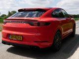 Pozri si akceleráciu Porsche Cayenne Turbo Coupe až do rýchlosti 297 km/h.