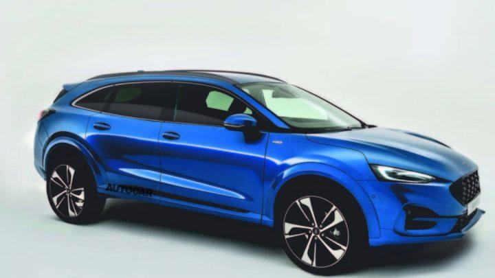 Nástupca vozidla Ford Mondeo bude pravdepodobne crossover.
