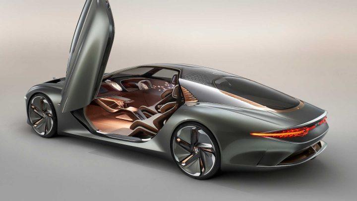 Bentley predstavilo koncepčné vozidlo budúcnosti. Takto by malo vyzerať Bentley v roku 2035.