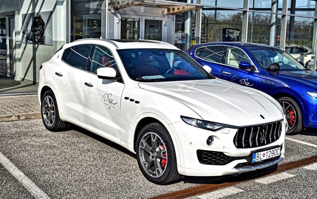 Test Maserati Levante Diesel