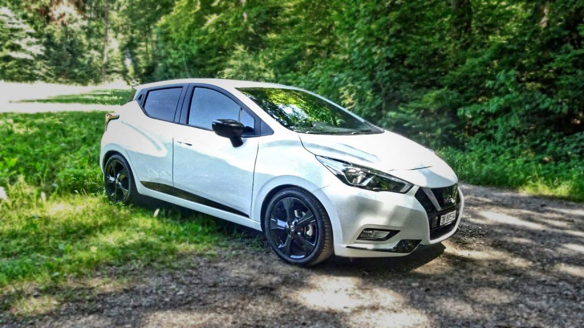 Slovenský test: Nissan Micra N-Sport DIG-T 117. Najmenší Nissan vyzerá šporotvo, ale jazdí aj tak?