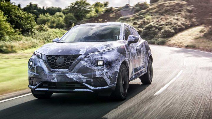 Nissan odhalil nové fotky a informácie o novom Juke.