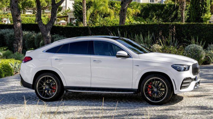 Mercedes-Benz predstavil nové GLE Coupe. Odlišuje sa od predchodcu?