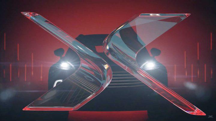 Aston Martin zverejnil nový teaser na SUV DBX v štýle Jamesa Bonda.