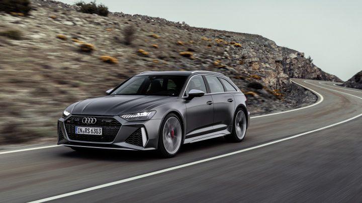 Audi predstavilo svoje rýchle kombi RS6 Avant. Novinka dostala agresívny dizajn a poriadnu zásobu výkonu.