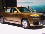 Poznáme oficiálnu cenu luxusného ruského sedanu Aurus Senat S600.